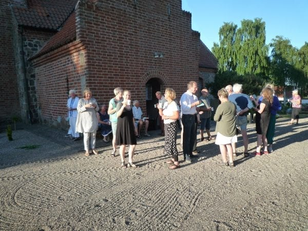Sangaften i Munke Bjergby Kirke