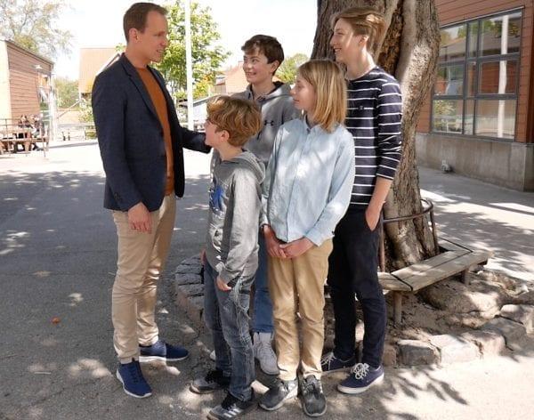 Talentprogram motiverer elever på Sorø Privatskole