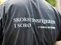 Foto: Skorstensfejer Børge Petersen