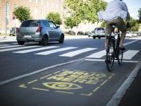 Cyklist, foto: RfST