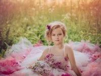Blomsterflor og kjoler