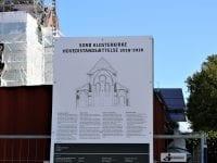 Sorø Klosterkirke – billeder af ombygningen