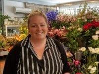 Tag godt imod blomsterdekoratør Diana Walker. Foto: Acacia Blomster.
