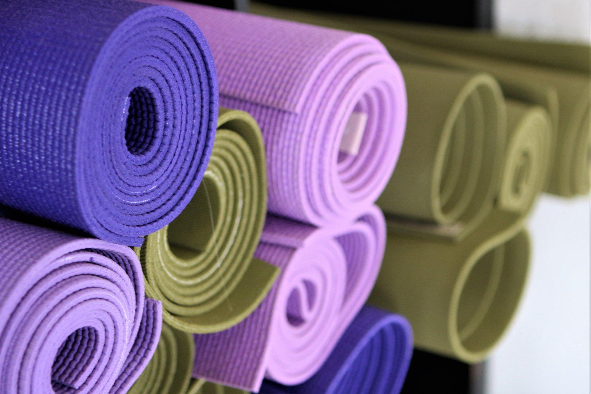 Yoga i januar