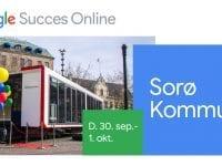 Googles uddannelsesbus ruller ind