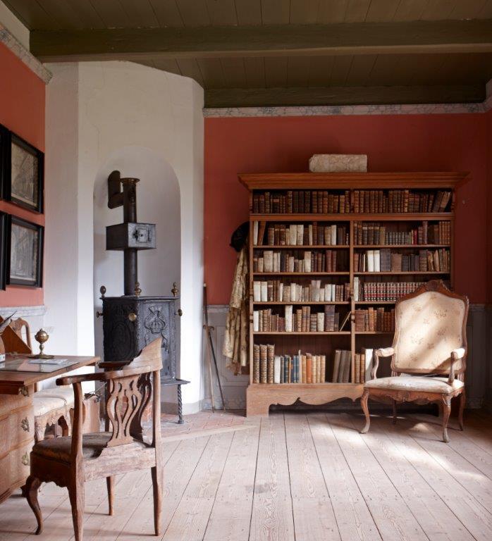 Hvor blev Holbergs møbler af?