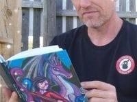 Giv bogen om ninjaen Yang til en, du holder af