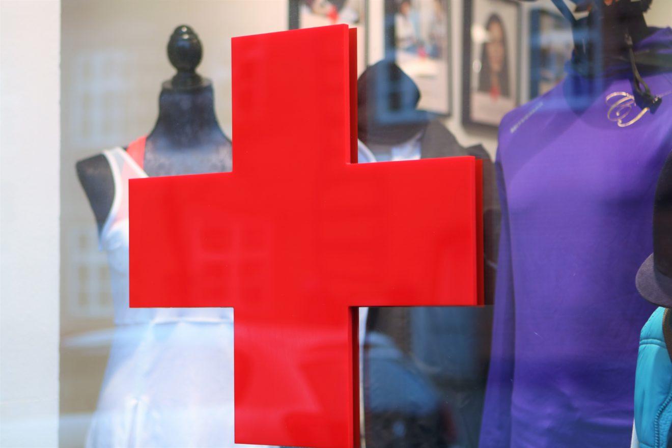 Få hjælp fra Røde Kors Sorø