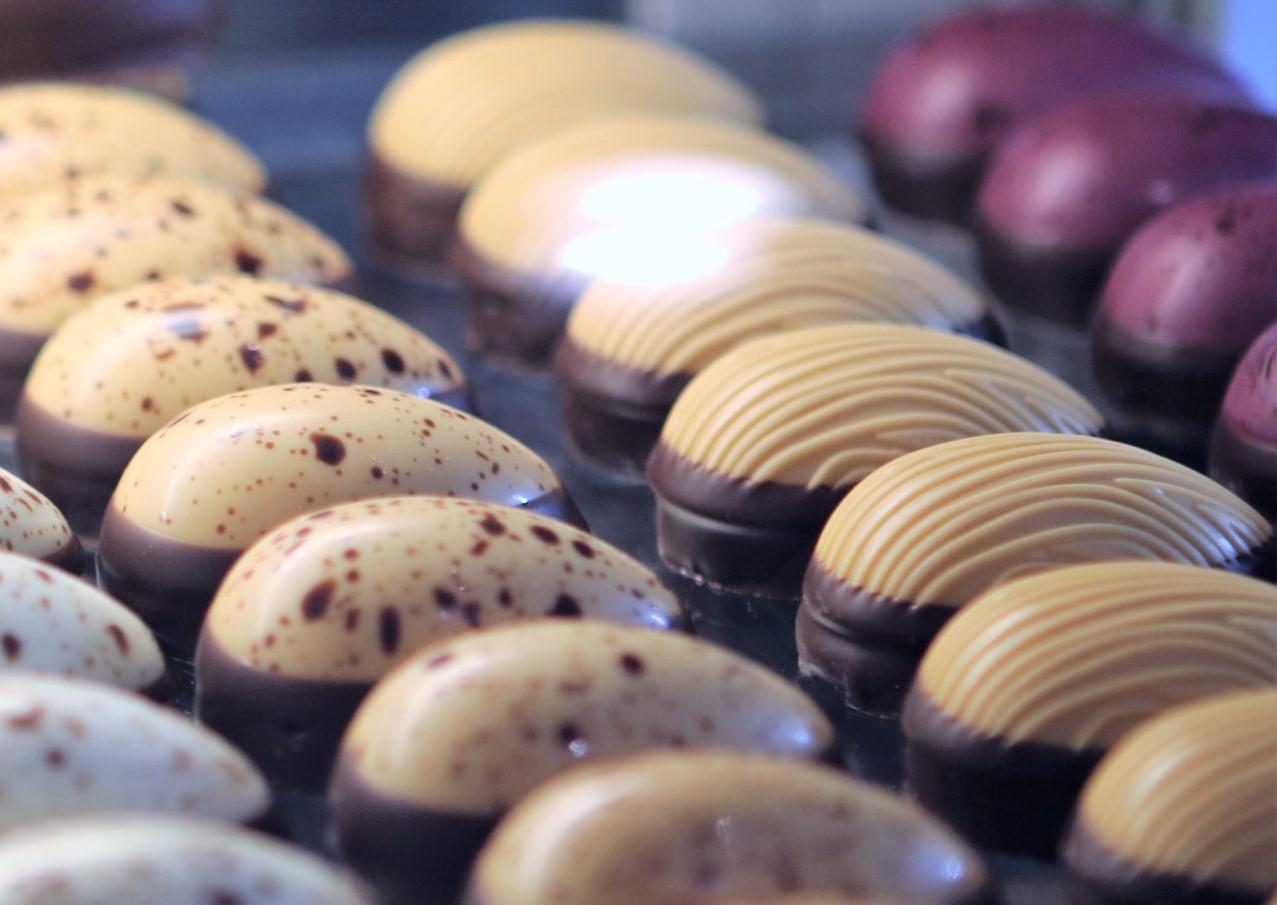 Påskechokolade i mange forklædninger