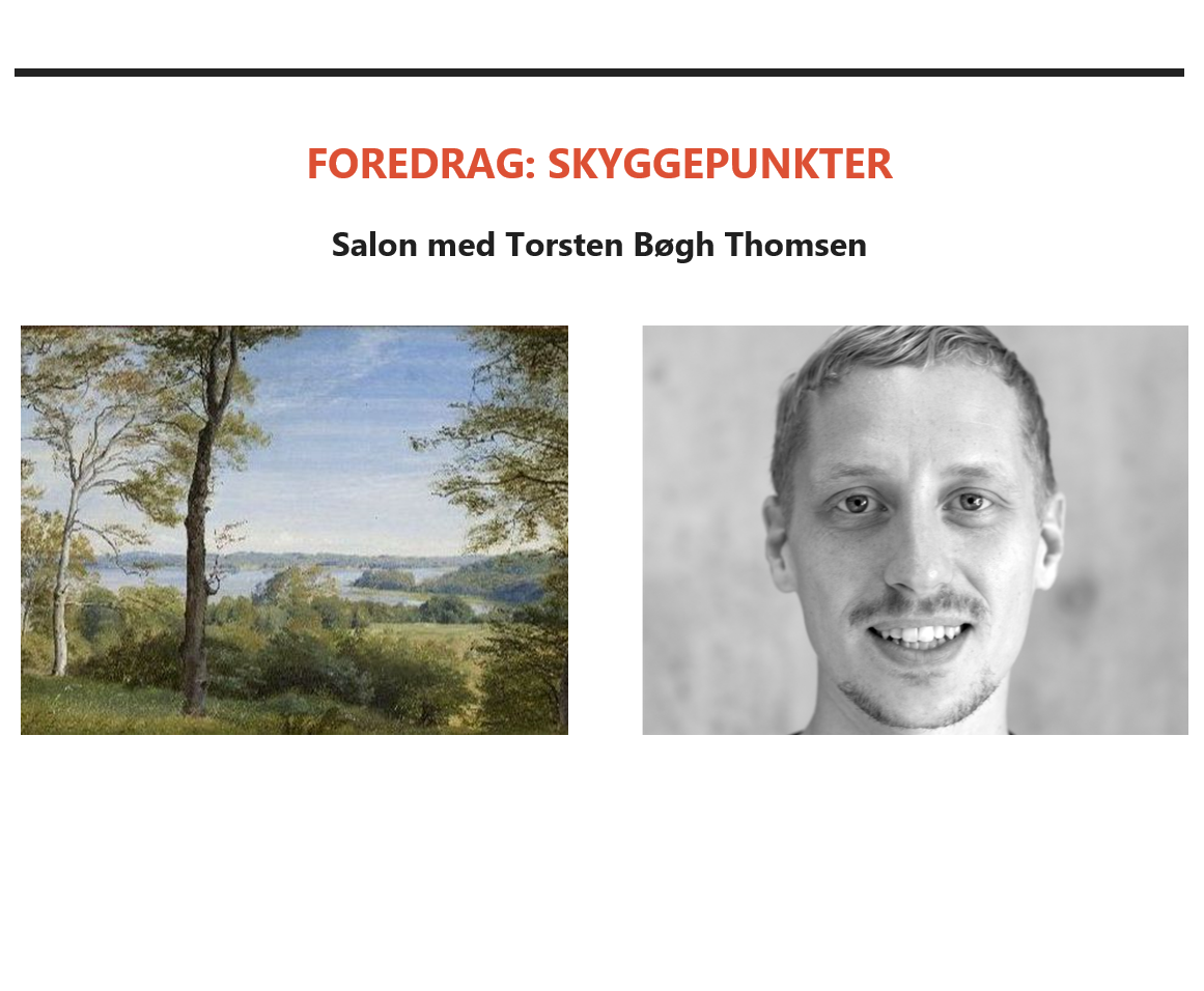 Salon med Torsten Bøgh Thomsen
