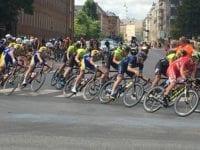 En del store sportsbegivenheder er nu udskudt pga. corona, men endnu ikke det store franske cykelløb. Foto: BH
