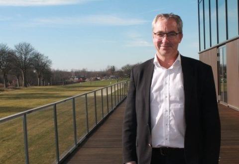 John Brædder, formand for Erhvervshus Sjælland og borgmester i Guldborgsund Kommune. Pressefoto.