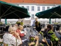 Grøn konference med distance