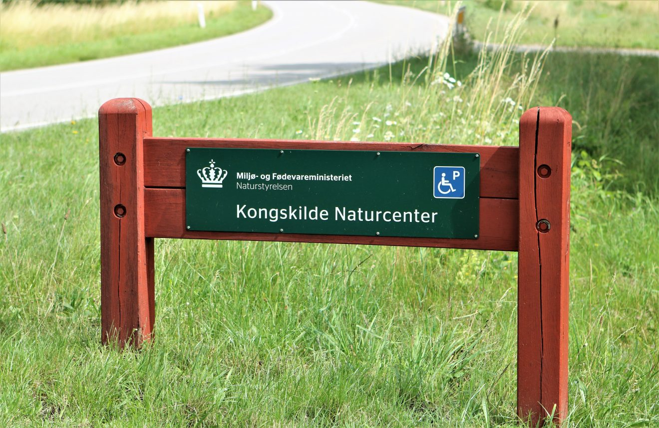 Kongskilde Naturcenter i opholdsvejr
