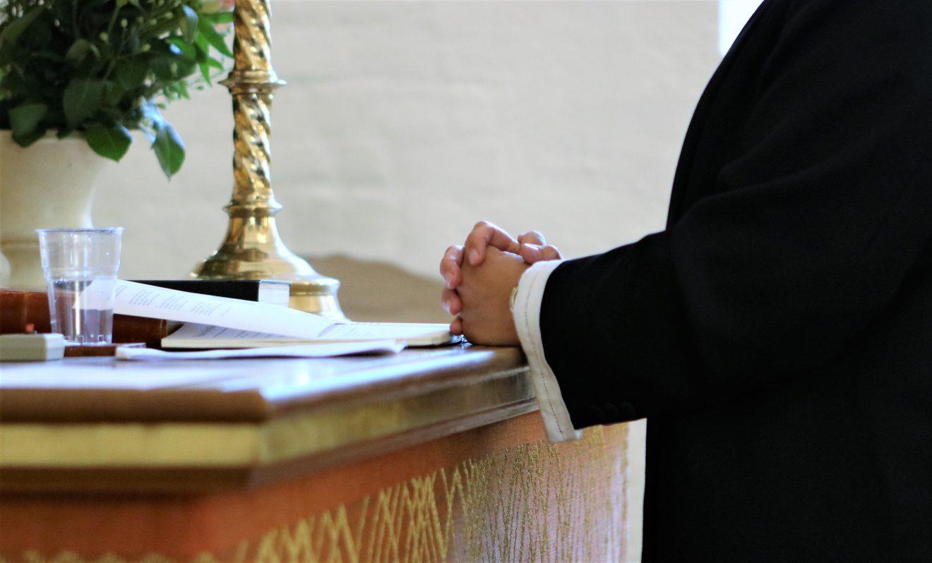Kirkevandring mellem Alsted og Fjenneslev