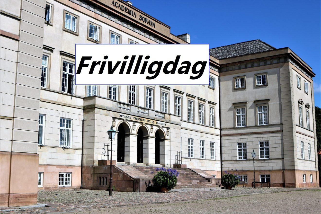 Find nye unge frivillige på Sorø Akademi