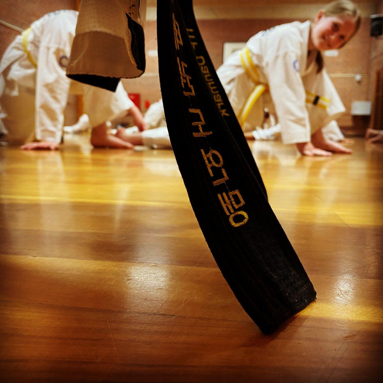 Sorø Taekwon-Do er klar